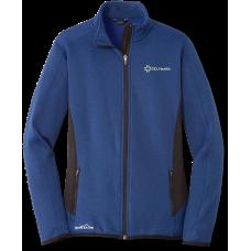 Eddie Bauer® Women's Full-Zip Heather Stretch Fleece Jacket