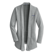 Womens Interlock Cardigan