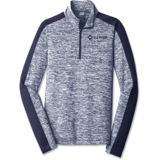 Electric Heather Pullover